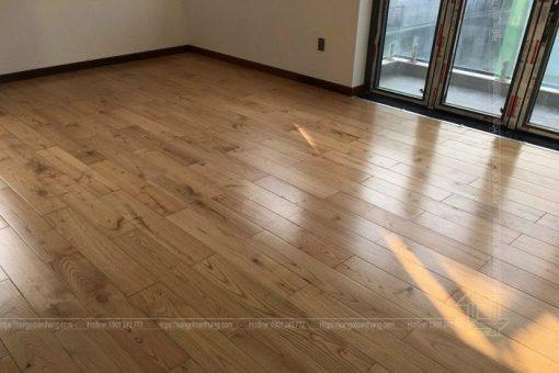 Sàn gỗ Sồi tại Quận 8