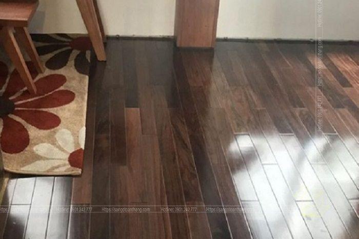 Sàn gỗ Chiu liu (chiêu liêu) hiện nay đang dần hình thành 1 trào lưu trong thiết kế