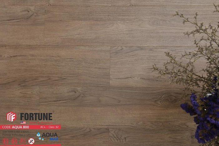 Sàn gỗ Fortune rất phù hợp với thẩm mỹ người Việt