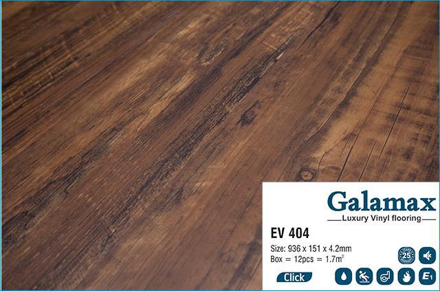 Sàn nhựa Glamax vân gỗ nhìn rất tự nhiên