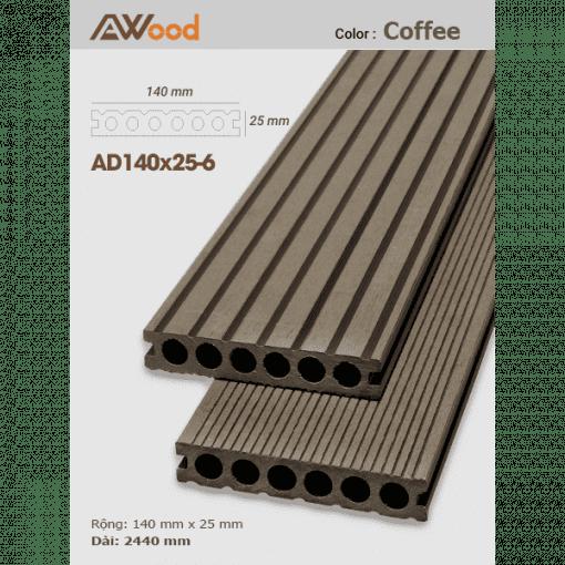 san go AWood AD140x25 6 coffee