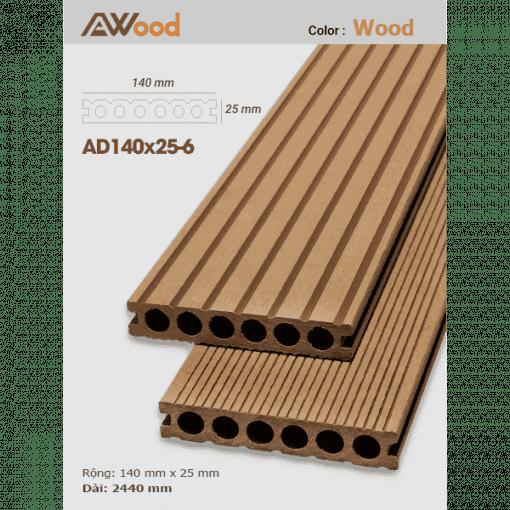 san go AWood AD140x25 6 wood