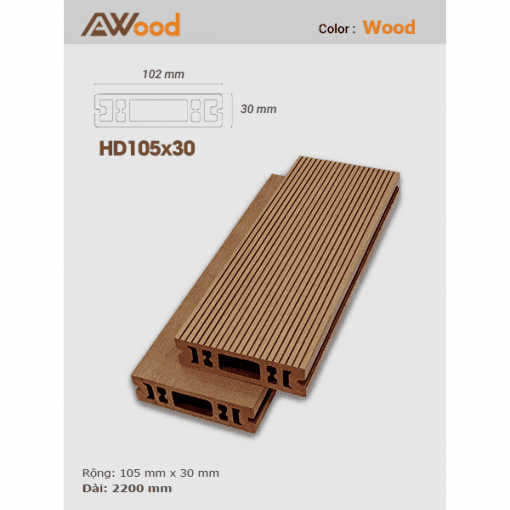 san go AWood HD105x30 4 wood