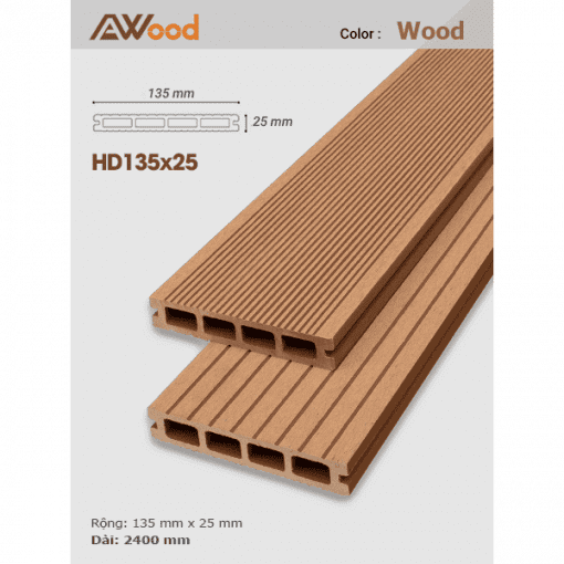 san go AWood HD135x25 wood