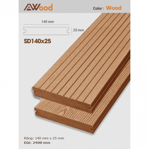 san go AWood SD140x25 wood