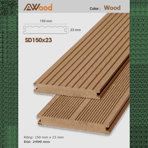 san go AWood SD150x23 wood