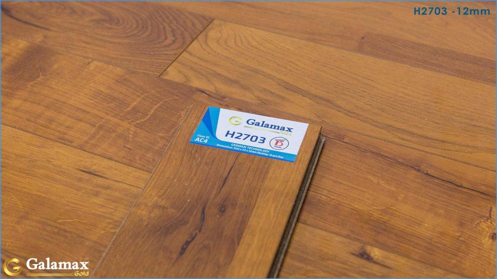 Sàn gỗ Galamax rất phù hợp với thẩm mỹ người Việt
