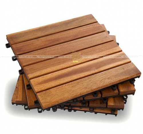 Vĩ gỗ tự nhiên