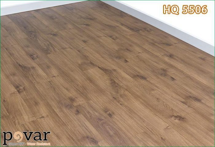 Sàn gỗ Povar 8mm