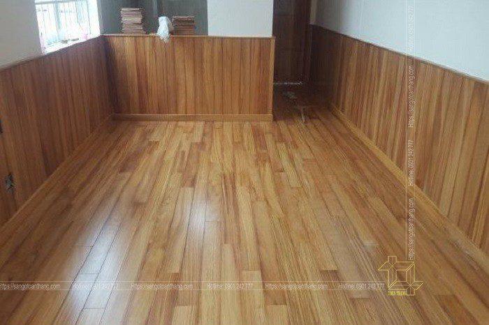 Phòng khách là nơi luôn được ưu tiên để trang trí nội thất
