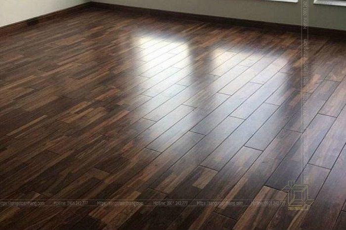 Sàn gỗ tự nhiên giá rẻ chiu liu Ghép