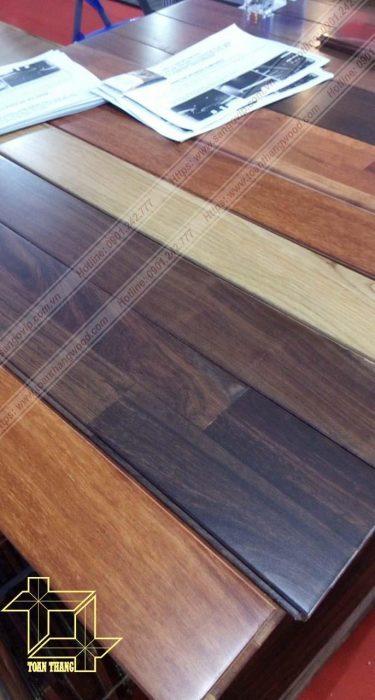 Sàn gỗ Ghép nhưng chất lượng không hè giảm