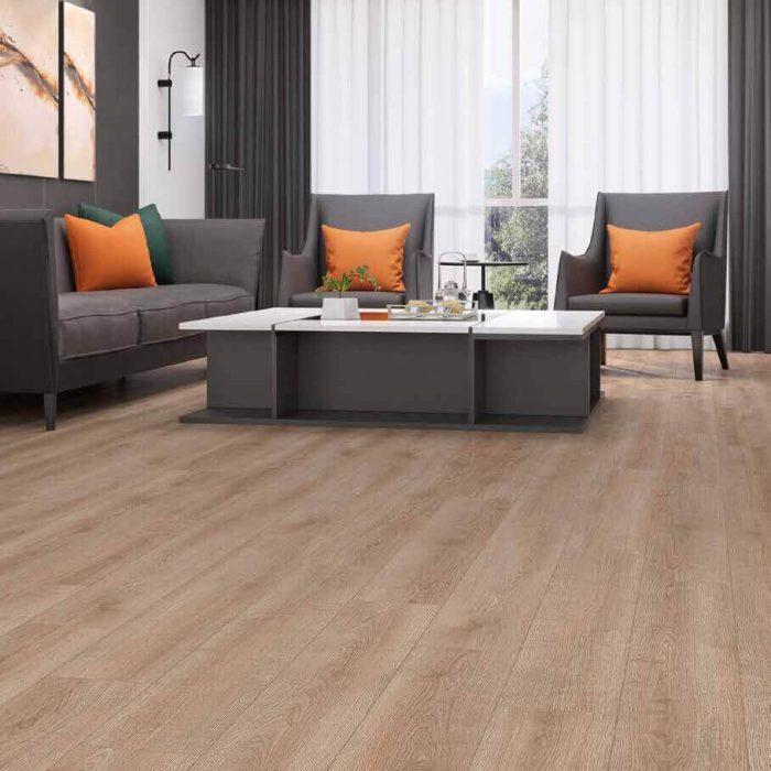 Sàn gỗ Camsan 12mm tiên phong