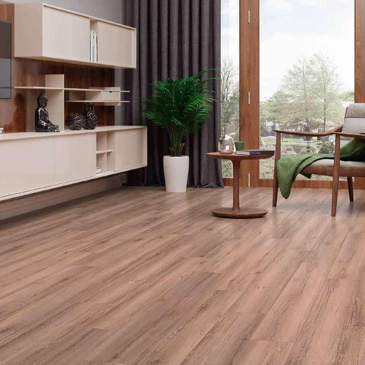 Sàn gỗ Camsan rất tự nhiên