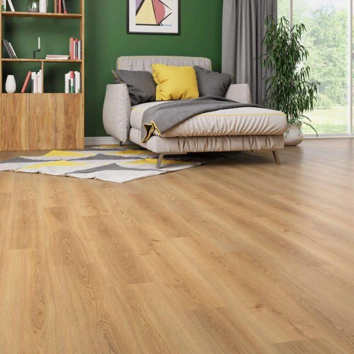 Sàn gỗ Camsan rất phù hợp với thẩm mỹ người Việt