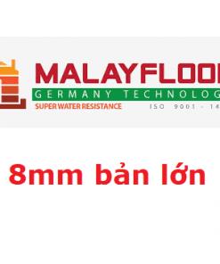 Sàn gỗ Malayfoor 8mm bản lớn