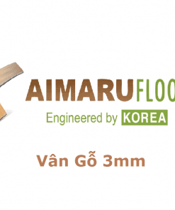 Sàn Nhựa Aimaru 3mm Vân Gỗ