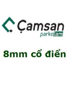 Sàn Gỗ Camsan 8mm cổ điển
