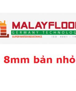 Sàn gỗ Malayfoor 8mm bản nhỏ
