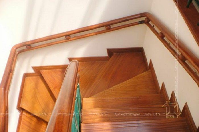 Những mẫu cầu thang này mục đích thuận tiện cho trẻ em và người lớn tuổi