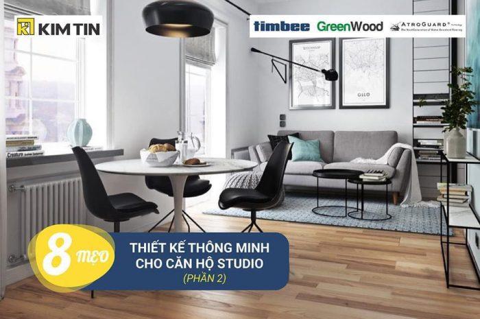 Sàn gỗ thân thiện cho môi trường sống