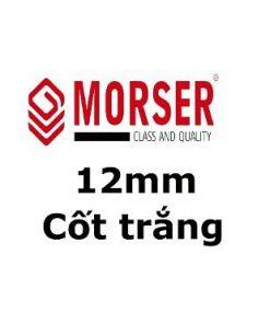 Sàn gỗ Morser 12mm cốt trắng