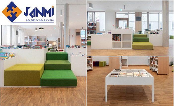 Sàn gỗ JANMI khá được chú ýtrên thị trường sàn gỗ hiện nay