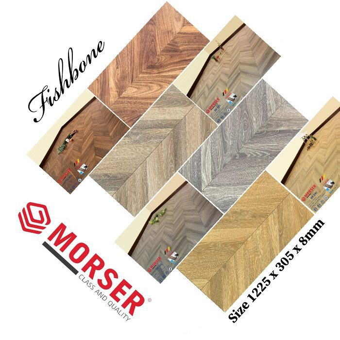 Thương hiệu Sàn gỗ Morser đã có từ rất lâu