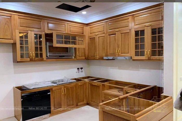 Gỗ Cà te được sử dụng khá rộng rãi trong đóng đồ nội thất