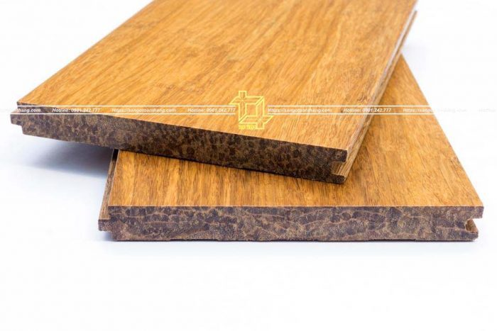 Cấu tạo sàn tre ép khối