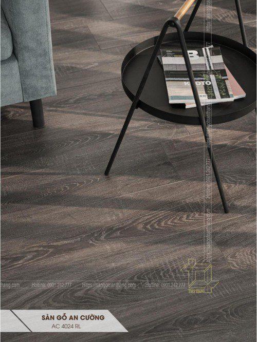 Sàn gỗ An Cường có vân gỗ cực kỳ đặc sắc