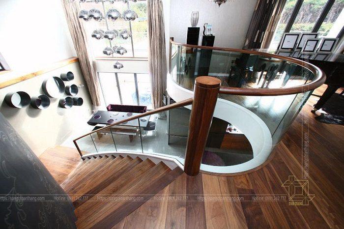 Trụ Deba tùy theo phong cách của từng mẫu nội thất được chủ nhà chọn trước