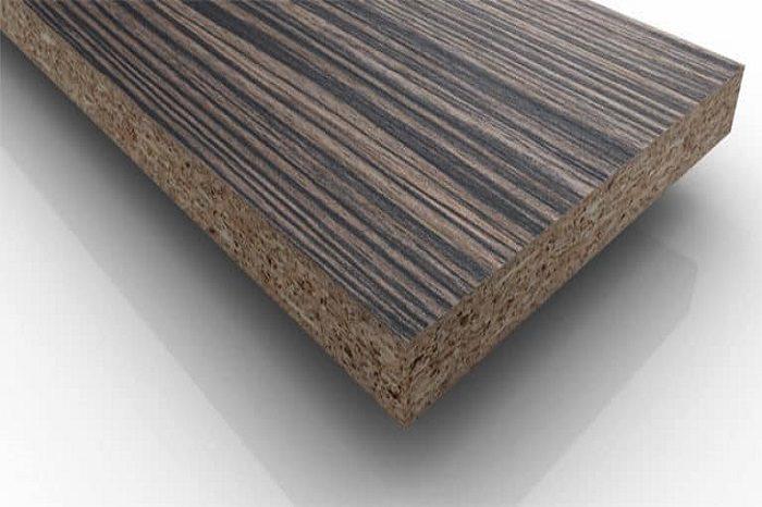 Cấu tạo miếng gỗ MFC