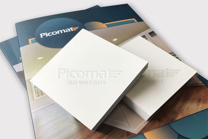 Nhựa Picomat là dòng nhựa PVC ra đời đầu tiên tại Việt Nam
