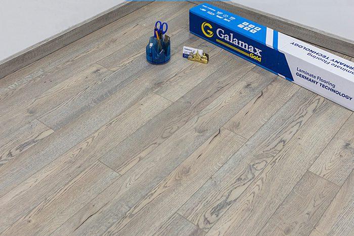 Sàn gỗ Galamax 8mm Gold