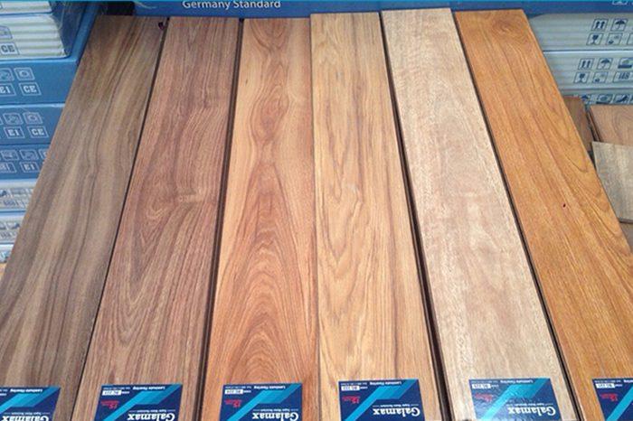 Sàn gỗ galamax rất nhiều màu đẹp