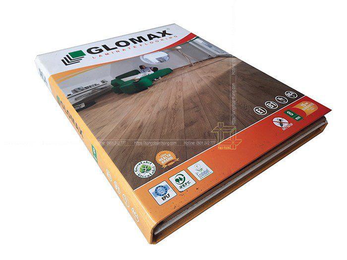 Sàn gỗ công nghiệp Glomax là dòng sàn gỗ giá rẻ