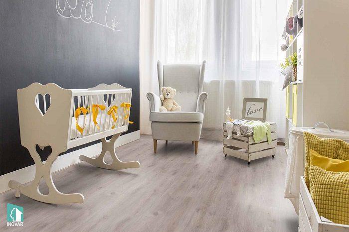 Sàn gỗ Inovar rất nhiều màu đẹp