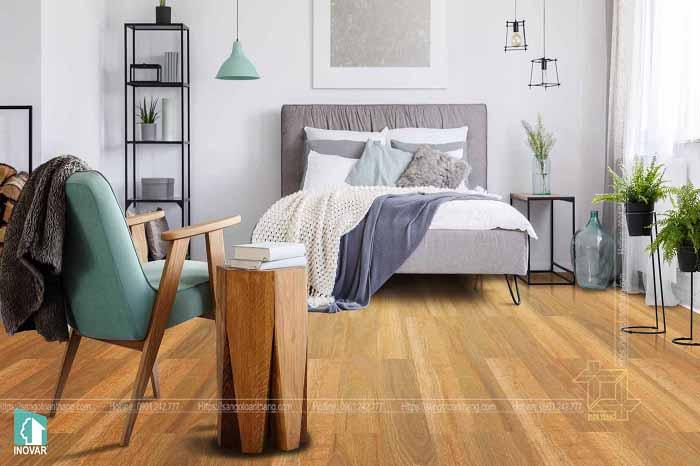 Sàn nhựa giả gỗ hiện nay chất lượng rất bền