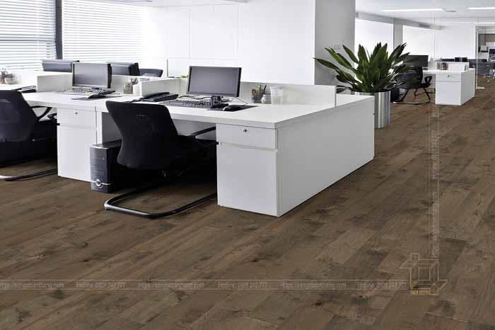 Màu sắc sàn gỗ công nghiệp dễ phối nội thất