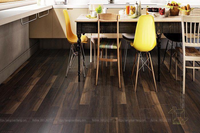 Sàn gỗ công nghiệp Atroguard Mỹ luôn là hoa văn thời thượng đa sắc màu