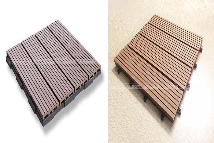 Sự khác nhau giữa Vĩ nhựa Composite đặc và rỗng